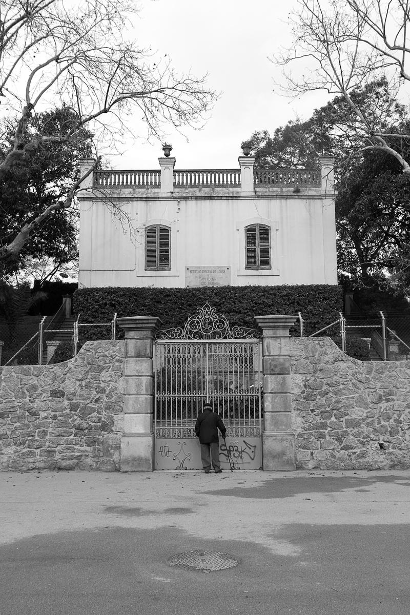 Fotografies del barri del Baix Guinardó al districte de Horta-Guinardó