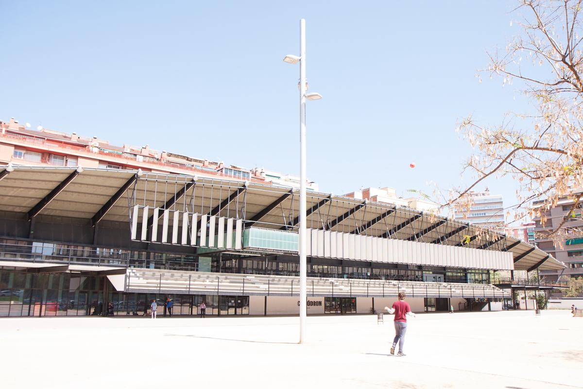 Districte de Sant Andreu, Barri de Congrés i els Indians - 5