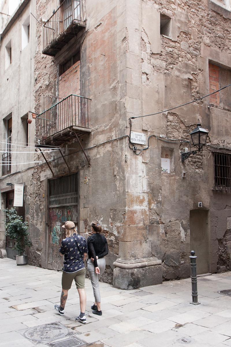 Fotografies del barri de Sant Pere, Santa Caterina i la Ribera