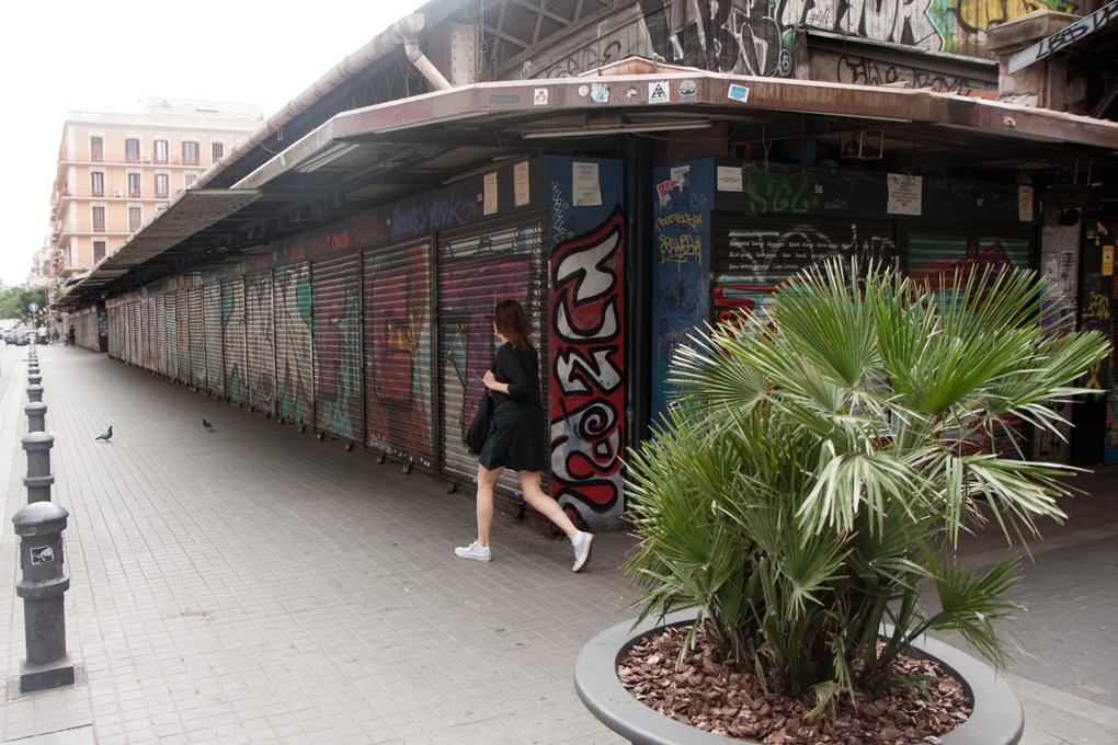 Districte de Gràcia - barri de La Vila de Gràcia